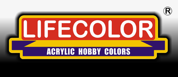 Lifecolor  Farbsets