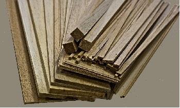 Holz: Platten, Profile