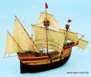 Schiffsmodellbau, historische Schiffe