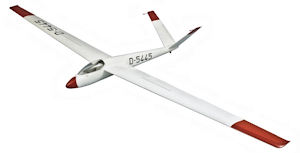 Flugmodellbau, Segelflieger