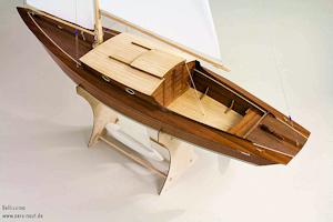 Schiffsmodellbau, Segelschiffe