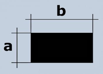 4 Kant-Profil, voll