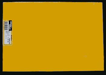Styrol Platten, goldfarbig