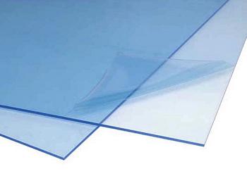 Lexan Platte, klar transparent