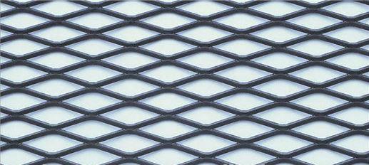 Aluminium Streckgitter