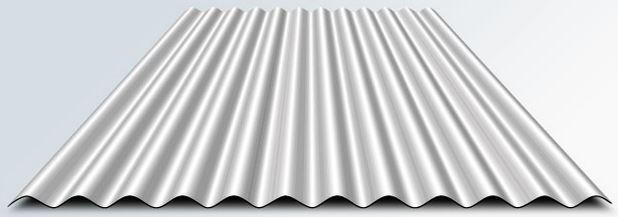 Aluminium Wellblech