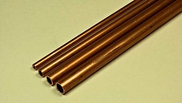 Kupfer Rohre nahtlos gezogen