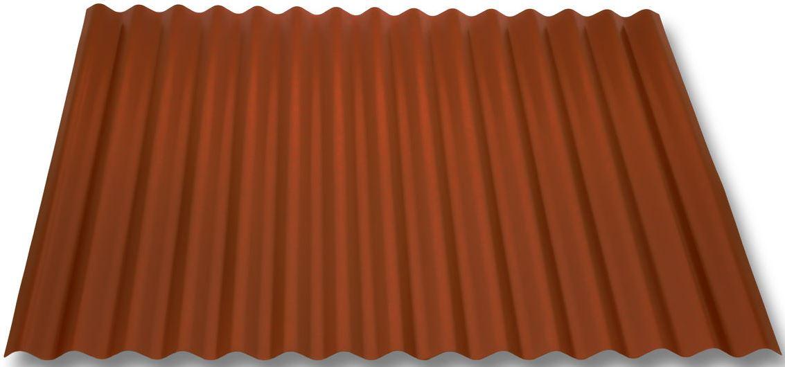 Kupfer Wellblech