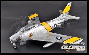 F-86 Sabre in 1:18