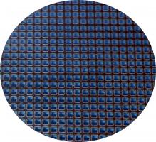 Quadratloch (Q 1,2) 0,5 x 250 x 400 mm Aluminium Lochgitter