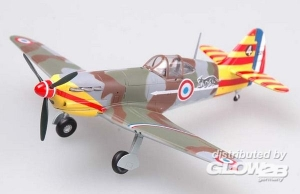 D.520 No.248 of France vichy govermen in 1:72
