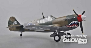 P-40 China 1945 in 1:48