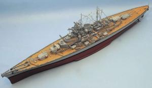 TIRPITZ Schlachtschiff