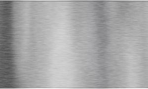 **hart und glatt** Aluminium Blech 250 x 350 x 0,15 mm, 99,9% Al