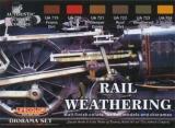 Patina Farben Set, LifeColor, Rail Weathering