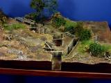 Diorama Grundplatte 47, Grabenstellung I, 42 x 30 cm, 1:72