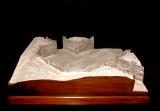 Diorama Grundplatte 49/6 Panzerstellung, 30 x 25 cm, 1:35