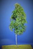 Diorama Zubehör Modell Bäume, 1 Baum im Sommer, 1:32