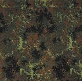 Diorama Zubehör, Stoff- Tarnplane, flecken-tarn, 50 x 50 cm