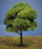 Diorama Modell Bäume Typ 2, 1 Buche mit Sommerlaub, ca. 18 - 20 cm