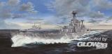 HMS Hood in 1:200