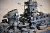 Beschlag Bausatz, für Scharnhorst Schlachtschiff