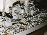 Beschlag Bausatz, für Tirpitz Schlachtschiff