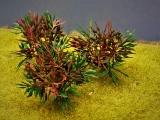Diorama Zubehör, 1 Pflanzen Set 4, ca. 3,5 cm hoch