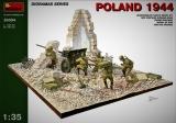 Diorama Bausatz, Polen 1944 in 1:35