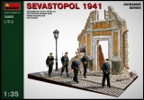 Diorama Bausatz, Sewastopol 1941 in 1:35