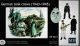 German tank crews (1943-1945) 1:35