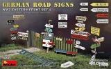 German Road Signs WW2 (Eastern Front Set 1) in 1:35
