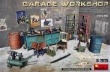 Garage Workshop in 1:35