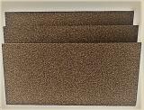 Modellbau Trocken- Schleifpapier K60
