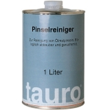 Tauro Pinselreiniger, löst hartnäckige Verschmutzungen,