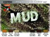 Pigment & Color Set, Mud