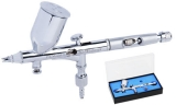 Airbrush Spritzpistole BD-181 mit 0,3 mm Düse, Double-Action