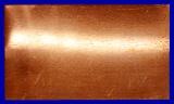 Kupfer Blech 200x400 mm Stärke 1,5mm