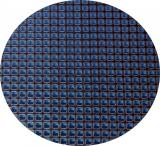Quadratloch (Q 2,0)  0,5 x 100 x 125 mm Aluminium Lochgitter
