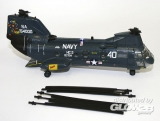 CH-46D HC-3 DET-104 154000 Navy in 1:72