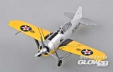 F2A-2 VF-2 USS CV-2 in 1:72