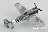 FW190 A-8 Red 8 IV./JG 3, Uffz. Willi Maximowite 1944 in 1:72
