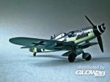 BF 109 E-4 / TROP 1/JG27 Mar. in 1:72