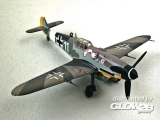 BF-109 G-6 VII./JG3 JG27 in 1:72