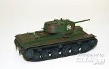 KV-1 Model 1942 Russ. Heavy Tank in 1:72
