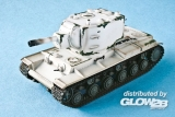 KV-2 Russian Army (white) in 1:72