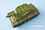 KV-2 Russian Army (green) in 1:72
