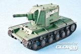 KV-2 Early  Russian Army in 1:72