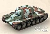 KV-1E Heavy Tank Finland in 1:72