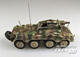 Sd.Kfz. 234/3 - 1. Pz.Div. Hungary March in 1:72